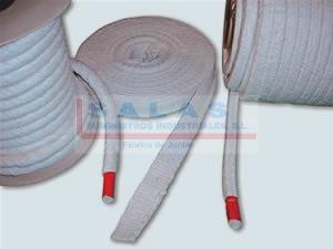 Fibra de cerámica
