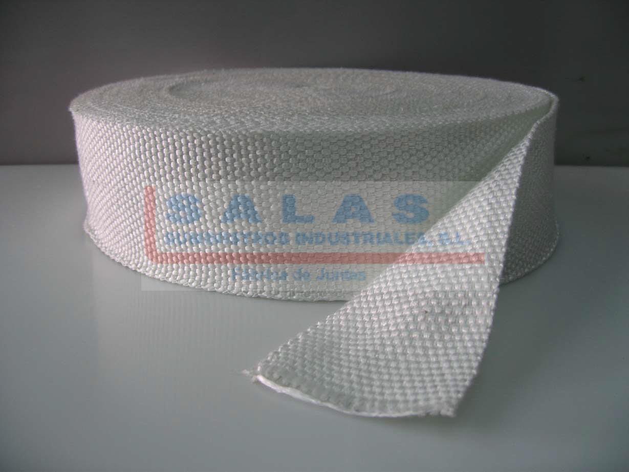 Cintas fibra cerámica
