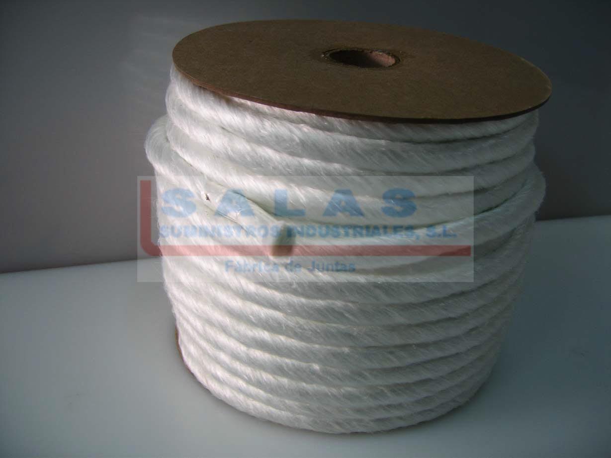 Cordón fibra cerámica