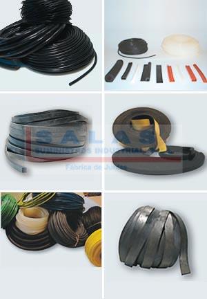 Cordones compactos y esponjosos
